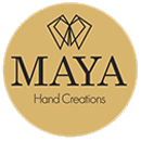 Hand Creations by Maya Logo